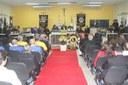 Câmara Municipal realiza solenidade em comemoração aos 100 anos do Lions Clube 13.JPG