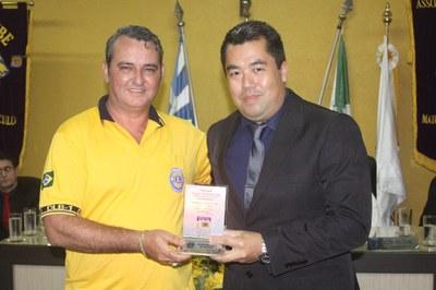 Câmara Municipal realiza solenidade em comemoração aos 100 anos do Lions Clube 25.JPG