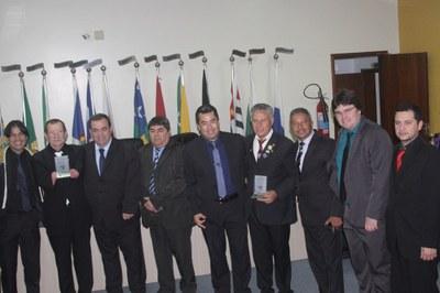 Câmara Municipal realiza solenidade em comemoração aos 100 anos do Lions Clube 38.JPG