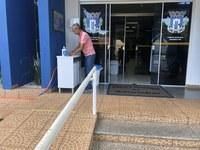 Câmara adota medidas para prevenir Coronavírus