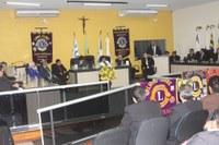 Câmara Municipal realiza solenidade em comemoração aos 100 anos do Lions Clube