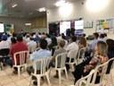 Janete Córdoba participa da Reunião de Campo da COAMO
