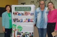 Janete Córdoba solicita implantação de hortas naturais em escolas de Amambai