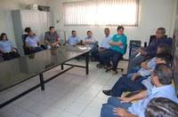 Mesa Diretora reforça parceria com servidores públicos