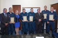 Policiais Militares são homenageados na Câmara Municipal
