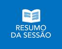RESUMO DA SESSÃO 25/03