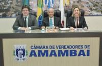Roberto Dias será o presidente da Câmara em 2020
