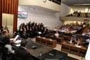Seminário de Vereadores leva informação e proporciona parceria entre o Legislativo