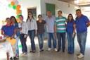 Vereadores Carlinhos e Chico Ratier visitam escola indígena na Aldeia Limão Verde