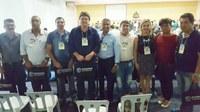 Vereadores de Amambai participam de seminário em Campo Grande